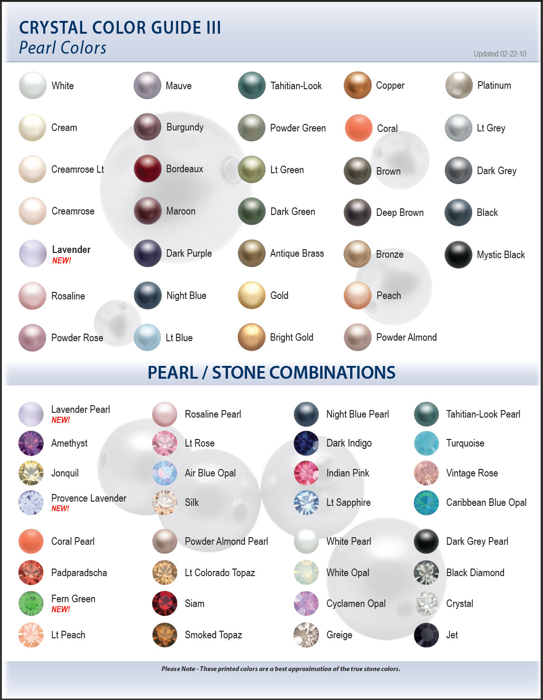 Color charts eureka crystal beads blog page 2 i nvjuhfo Images