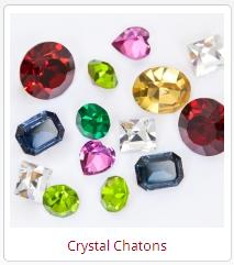 Swarovski Crystal Chatons for DeCoRe Crystal Clay.