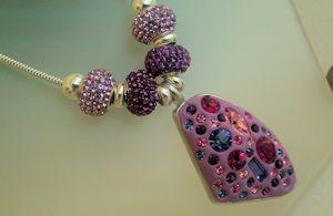 necklace by elizabeth anne - Decore