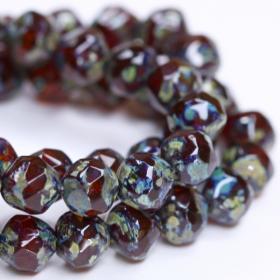 Czech Baroque Beads