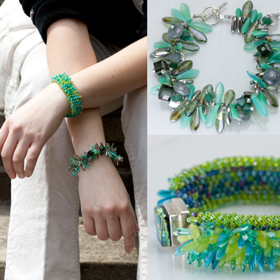 Try these fun and funky designs for the spring and summer!