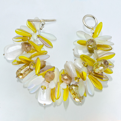 Try a splash of yellow to liven up any outfit!