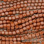 Czech Cube Beads