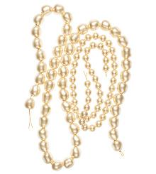 Swarovski Light Gold Pearl.