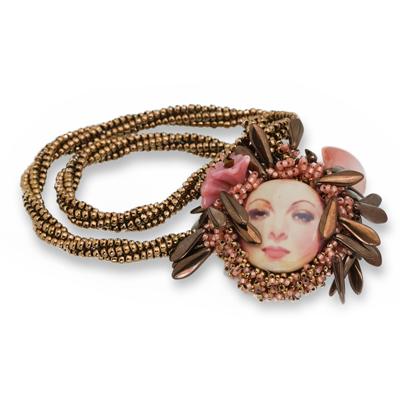 dagger jewelry vintage style trendy diy beading necklace eureka crystal beads