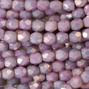 amethyst opaque luster