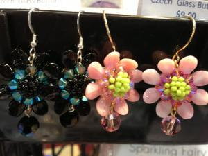 Bead and Button Show Eureka Crystal Beads Val Hirata