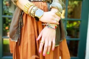 fall bracelets