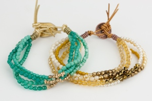 How To Bead a Multi-Strand Bracelet - 2015