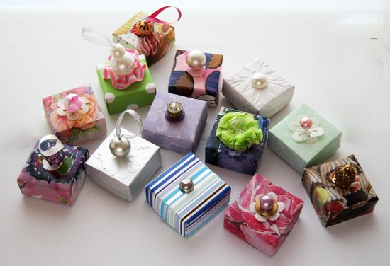word gift box