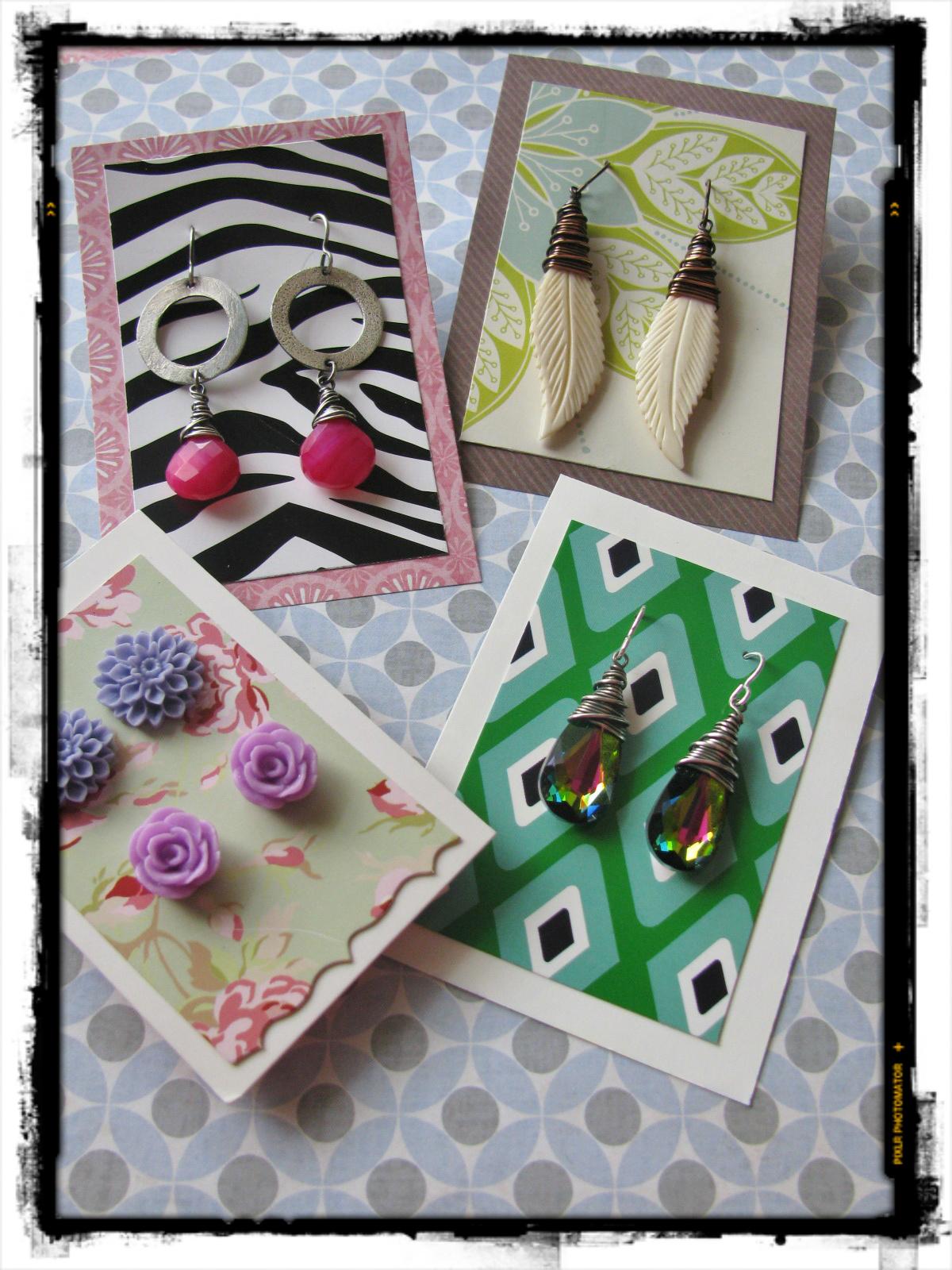 Best Diy Jewelry Card And Gift Box Tutorials Eureka