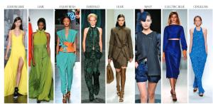 cool spring 2014 fashion color trends