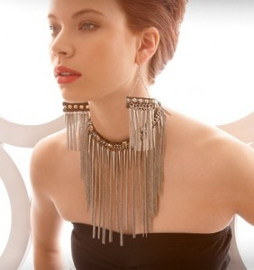 Top Jewelry Trends for 2014: Fringe!
