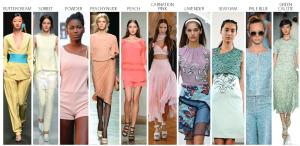 pastels fashion color trends spring 2014