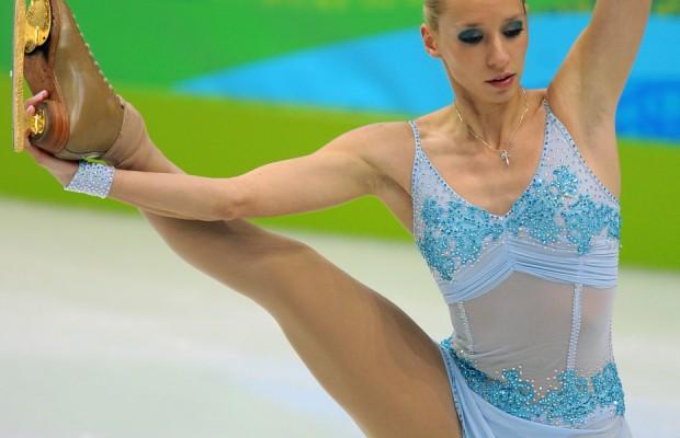 Slovenia's Teodora Postic competes in th