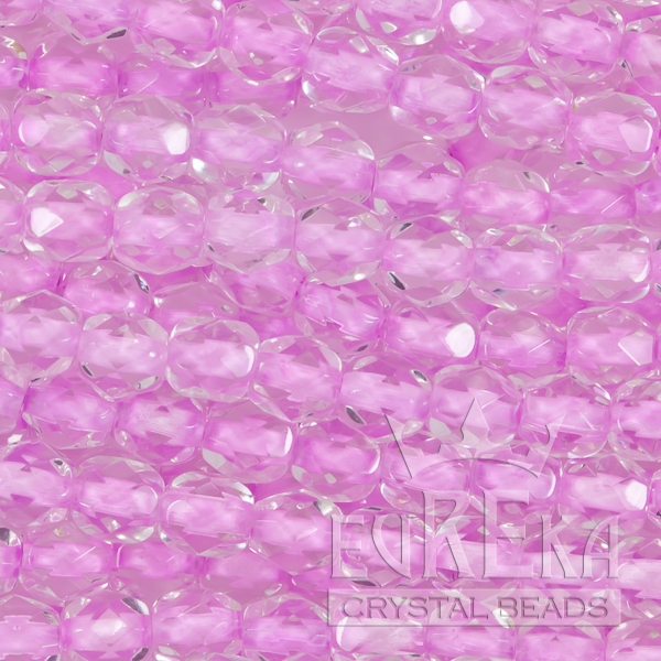 radiant orchid beads glass czech crystal eureka wholesale discount beading jewelry supplies