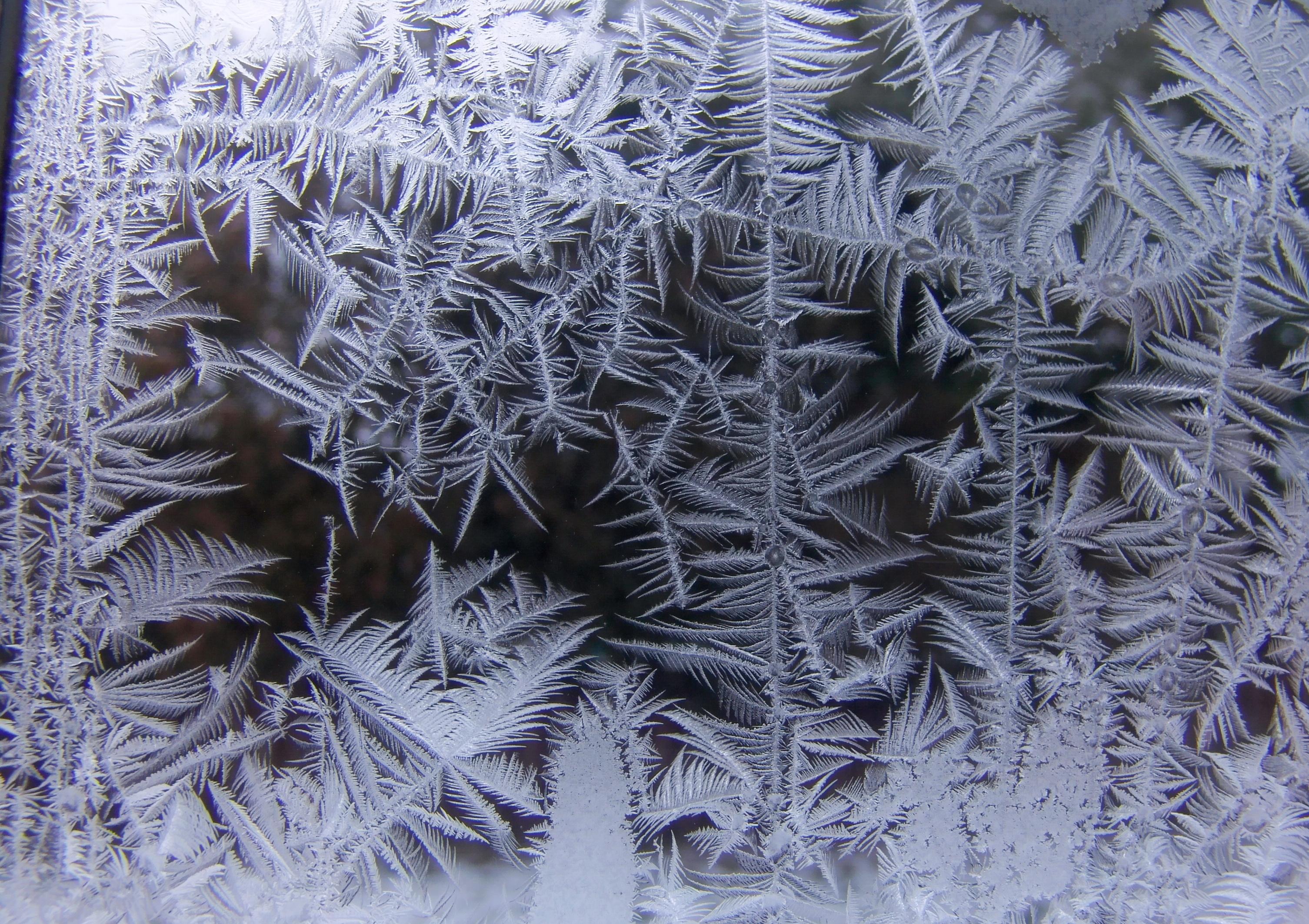 Snow Storm Eureka Crystal Beads Blog