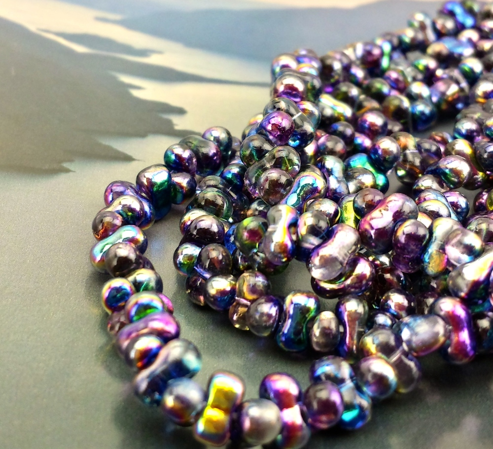farfalle seed beads eureka crystal beads diy jewelry projects