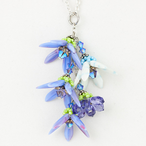 necklace kit beaded jewelry diy val hirata eureka