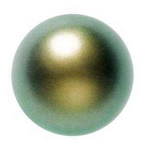 swarovski iridescent green crystal pearl innovations spring summer 2015 eureka crystal beads