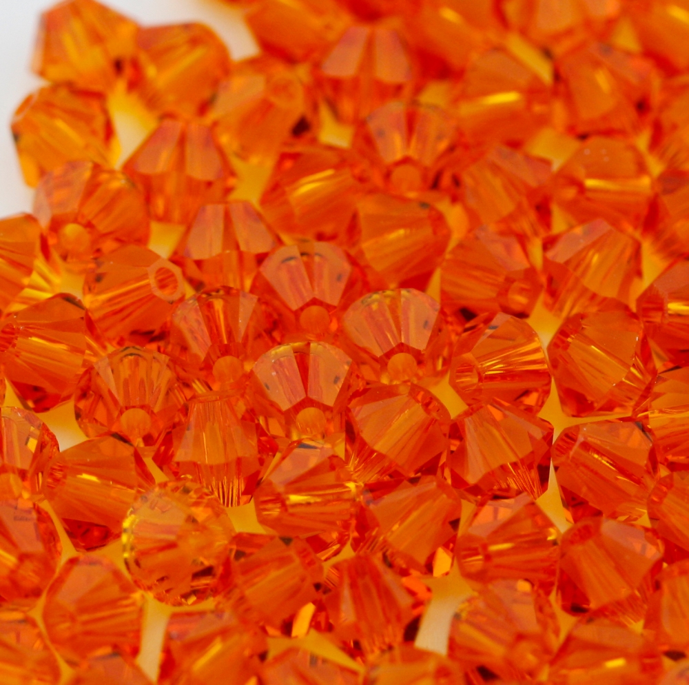 tangerine swarovski innovations 2015 beads crystal