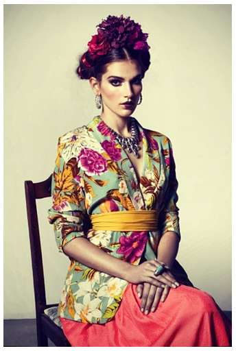 Cinco De Mayo Mexican Fashion Inspiration Eureka Crystal