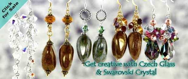 eureka crystal beads wholesale beading diy sale earrings trends projects