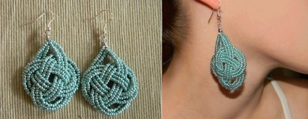 bead-earrings