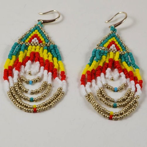 bead earrings2