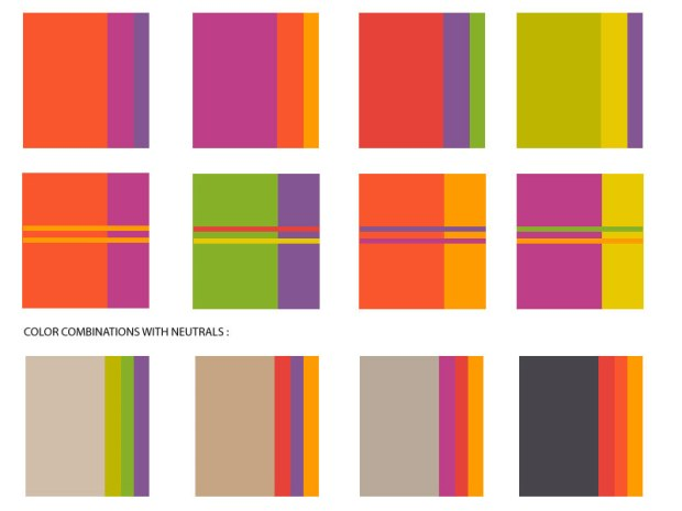 color-combinations paradise