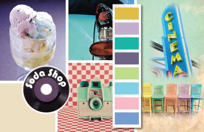 color Soda-shop