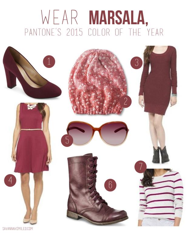 marsala-color-pantone-clothing