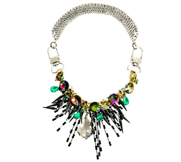 swarovski rivoli necklace jewelry nye fashion