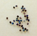 bronze true cut beads