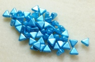 kheops aquamarine beads