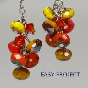 doughnut-earring
