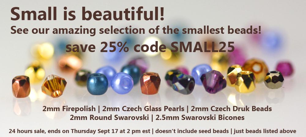 Smallest Beads