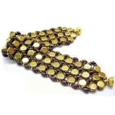 Honeycomb-Bez-Bracelet