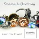 swarovski rivolis and findings giveaway