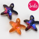 SWAROVSKI-CRYSTAL-STARFISH-PENDANTS-SALE