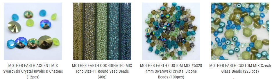 Mother Earth Mix